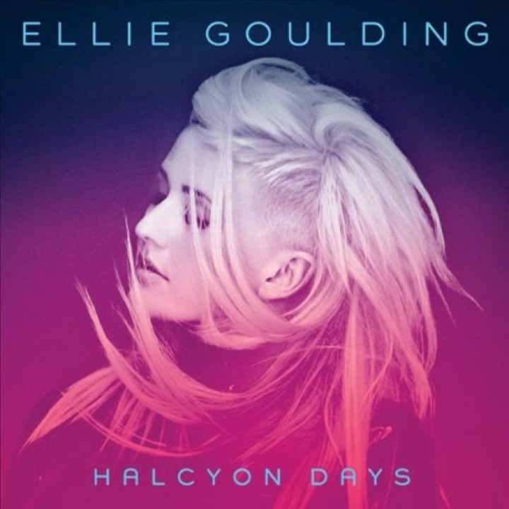 Ellie Goulding Halcyon Days (Repack New Version) 2014 Cover
