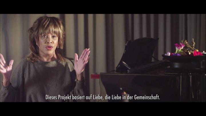 Tina Turner über Beyond - Love Within