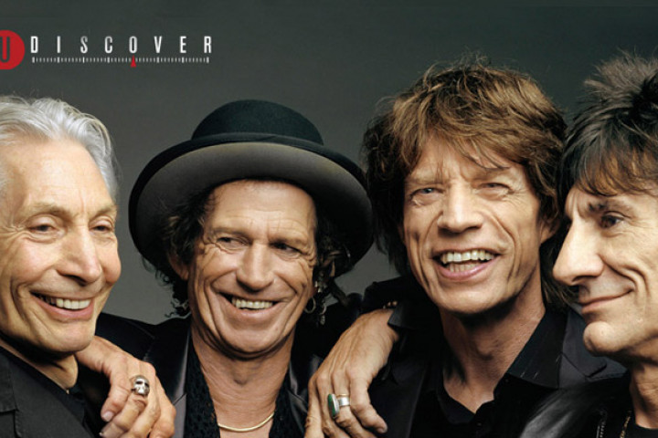 The Rolling Stones - GWS Banner