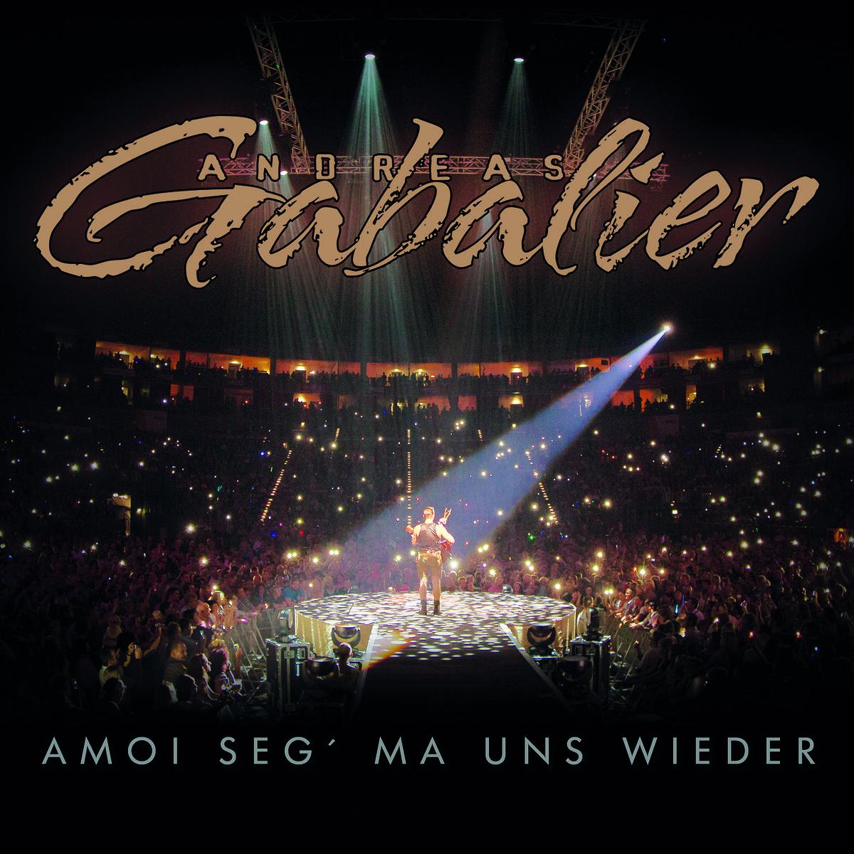 Andreas Gabalier – Amoi seg' ma uns wieder