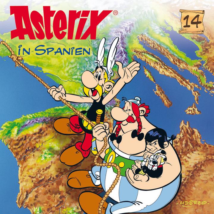 14: Asterix in Spanien