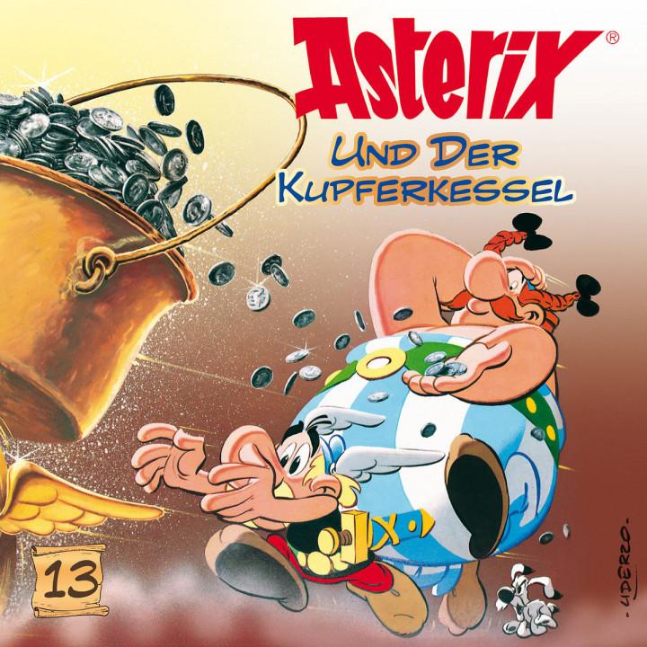 13: Asterix und der Kupferkessel