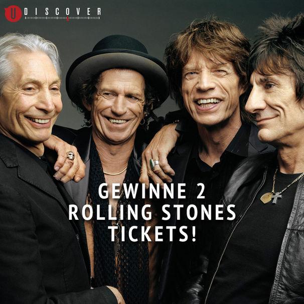 The Rolling Stones, Die Legende spielt live & sold-out in Berlin, und Du kannst 2 Tickets gewinnen!