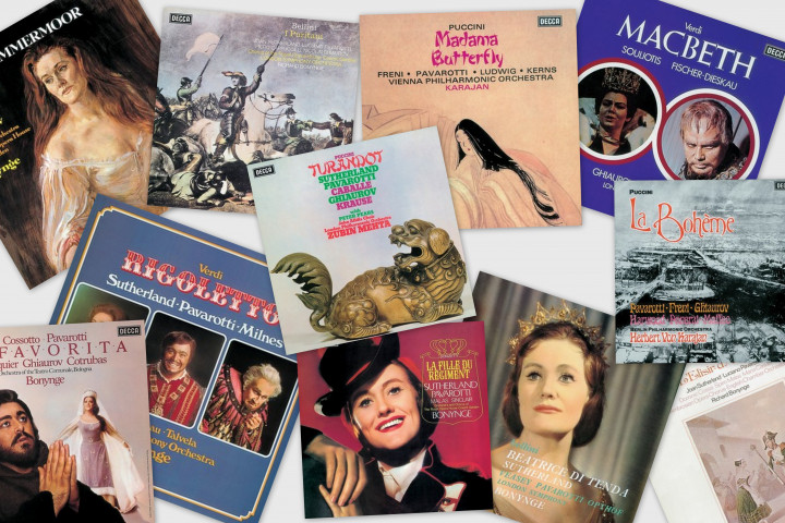 Luciano Pavarotti Operas Remastered