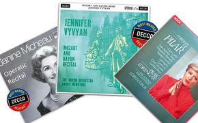 Decca's Most Wanted Recitals!, Strahlende Soprane des 20. Jahrhunderts - Opern-Recitals von ...