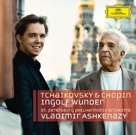 Ingolf Wunder, Tschaikowski & Chopin, 00028947906704