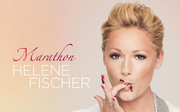 Helene Fischer, Eine Liebeserklärung an Schokolade: Seht hier das Cover der neuen Helene Fischer Single Marathon