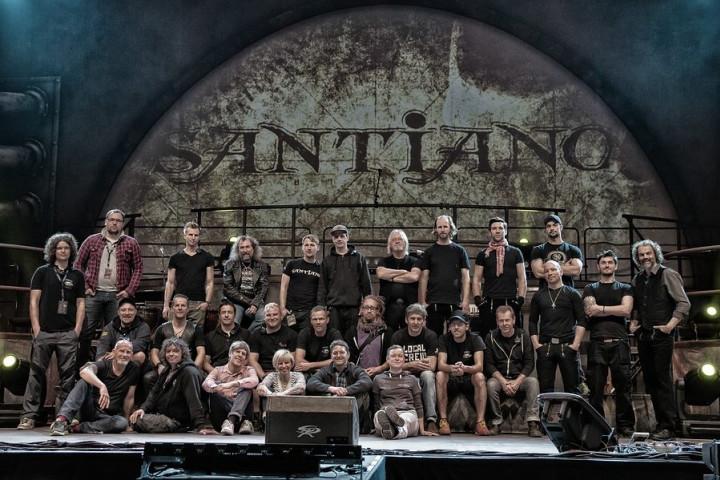 santiano Tour