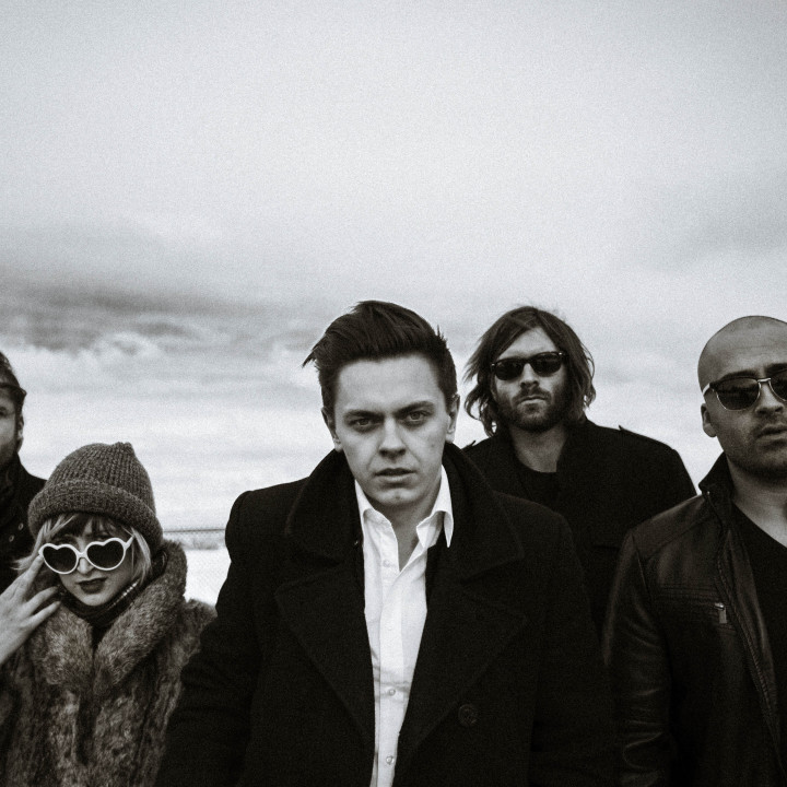 July Talk — 2014 — Pressebild 4