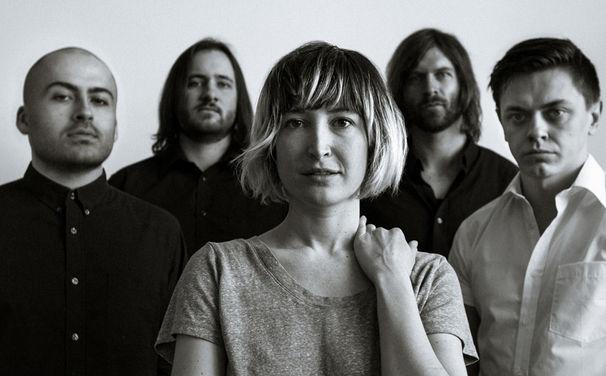 July Talk, Die Band July Talk veröffentlicht ihre Paper Girl EP