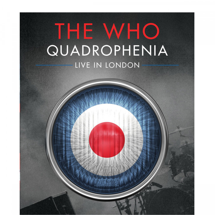 Quadrophenia - Live In London - Blu-ray