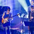 Various Artists, Monika Roscher und Wanja Slavin beim ECHO Jazz 2014 // Credit Monique Wuestenhagen/BVMI
