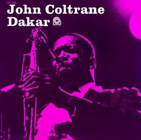 John Coltrane, Dakar, 00888072351172