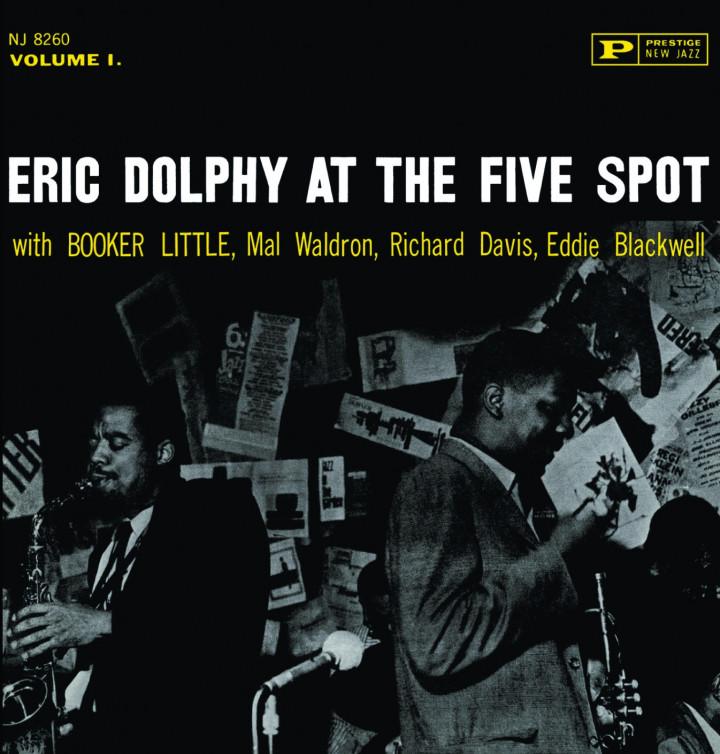 At The Five Spots, Vol. 1