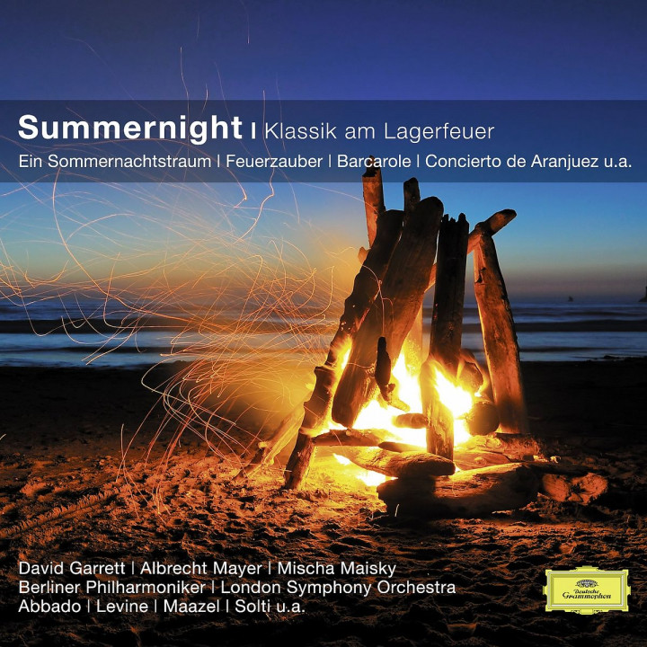 Summernight – Klassik am Lagerfeuer