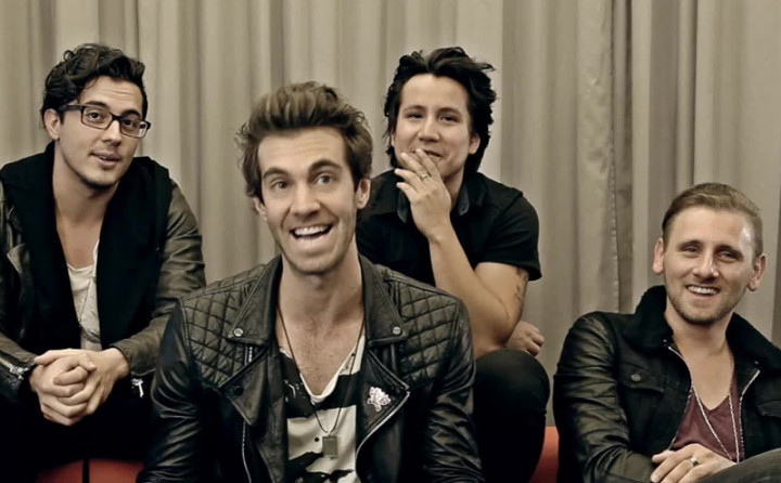 American Authors Close Up Interview