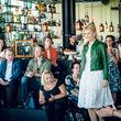 Beyond, Regula Curti, Showcase in der Monkey Bar Berlin, 21.05.2014