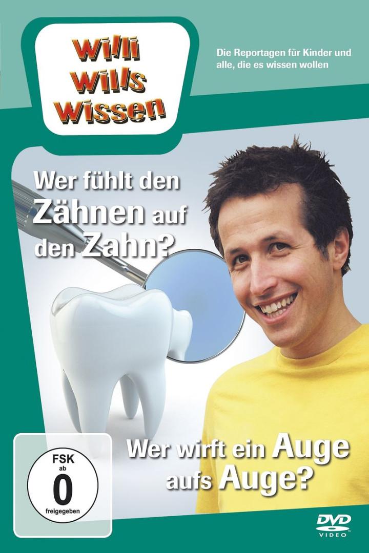 Wer fühlt d. Zähnen auf d. Zahn?/ Auge aufs Auge