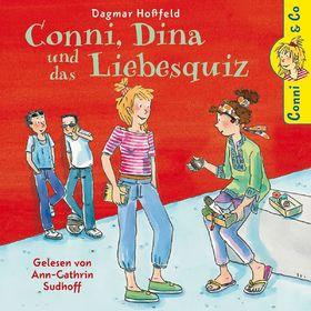 Conni, Conni & Co 10: Dagmar Hoßfeld: Conni, Dina und das Liebesquiz, 00602537853373