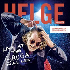 Helge Schneider, Live At The Grugahalle - 20 Jahre Katzeklo (Evolution!), 00602537844111