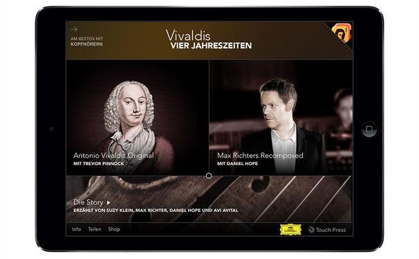 Deutsche Grammophon Beethoven app 9 Symphonie