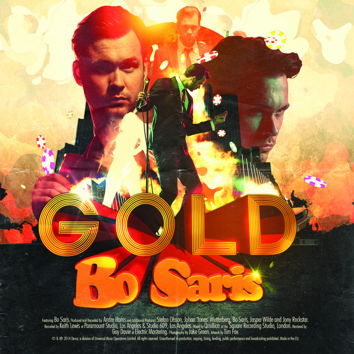Bo Saris, Gold