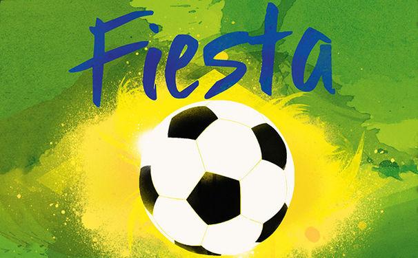 Diverse Künstler, FIESTA 2014 - Anpfiff für musikalischen Hochleistungssport