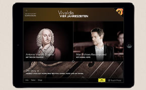 Antonio Vivaldi, APPlaus, APPlaus! - iTunes prämiert die Vivaldi-App der DG!