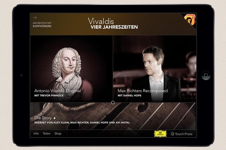 Vivaldis Vier Jahreszeiten