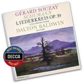 Decca's Most Wanted Recitals!, Schumann: Liederkreis Op.39 Und Andere Lieder, 00028948081813