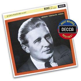 Decca's Most Wanted Recitals!, Julius Patzak - Recital, 00028948081691