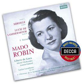 Decca's Most Wanted Recitals!, Mireille & Lucia Di Lammermoor, 00028948081738