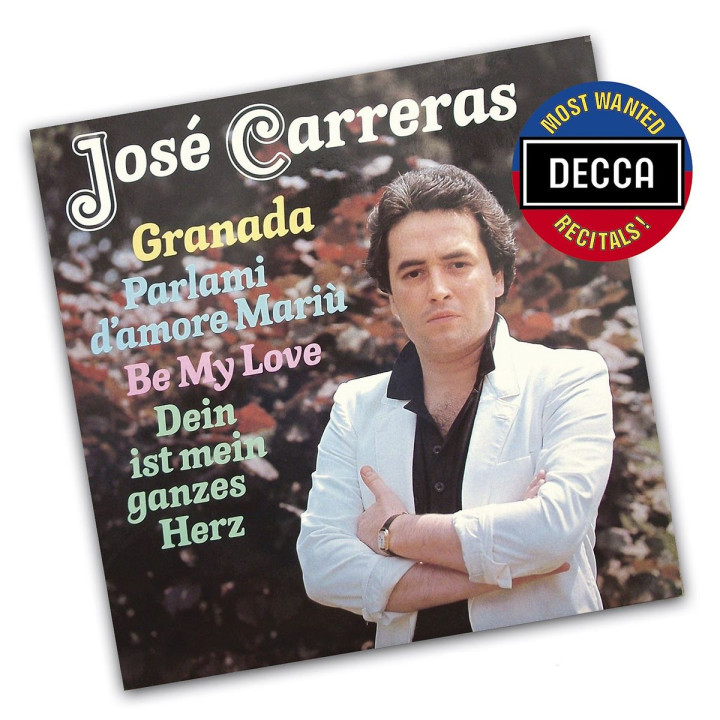 Decca's Most Wanted - Jose Carreras