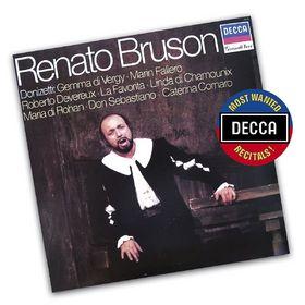 Decca's Most Wanted Recitals!, Renato Bruson - Donizetti, 00028948081400