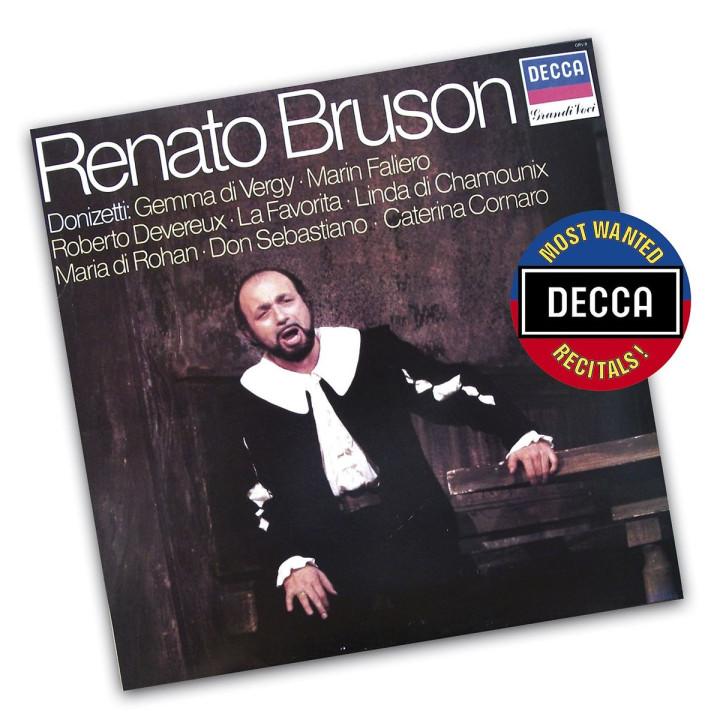 Renato Bruson - Donizetti -Decca's Most Wanted