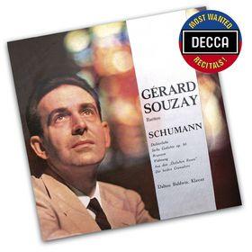 Decca's Most Wanted Recitals!, Gerard Souzay - Schumann, 00028948081806