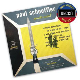 Decca's Most Wanted Recitals!, Paul Schoeffler: Opern - Recital, 00028948081769