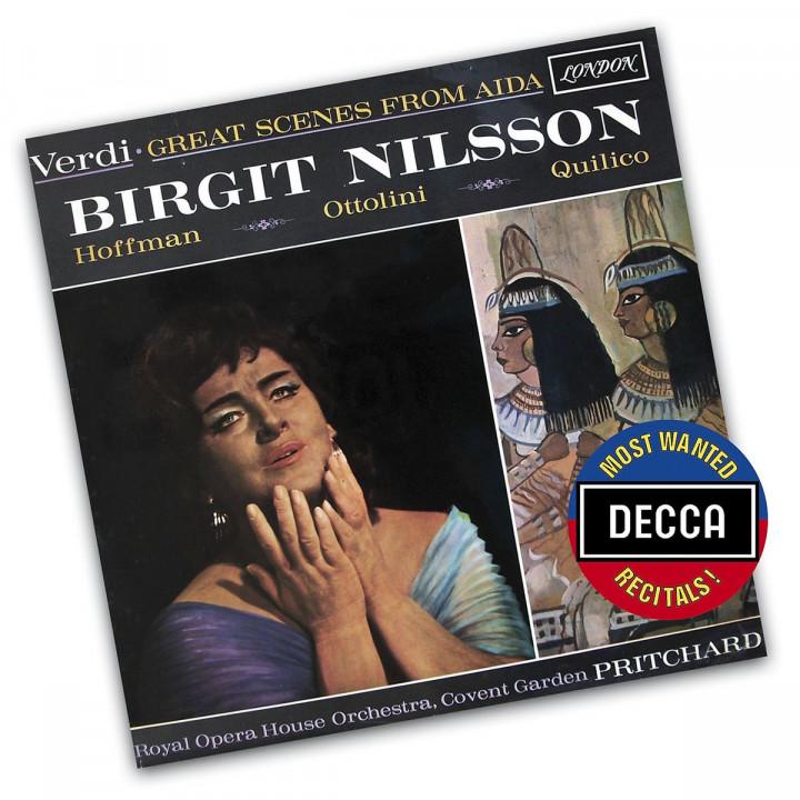 Birigt Nilsson: Große Szenen aus Aida