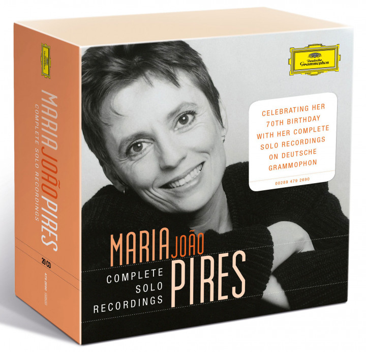 Maria Joao Pires - Complete Solo Recordings