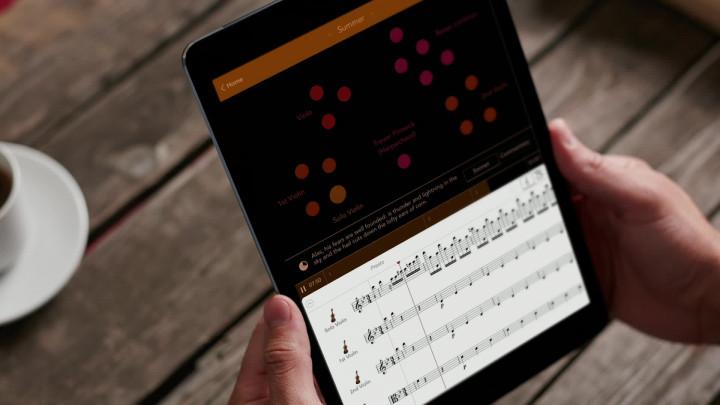 """Die App """"Vivaldis Vier Jahreszeiten"""" Trailer"""