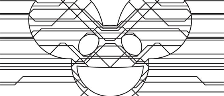 Deadmau5 Ausschnitt Cover
