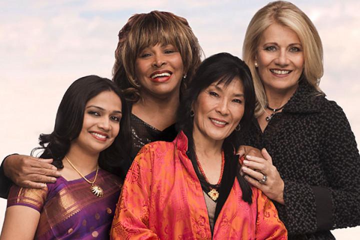 BEYOND: Sawani Shende-Sathaye, Tina Turner, Dechen Shak-Dagsay, Regula Curti