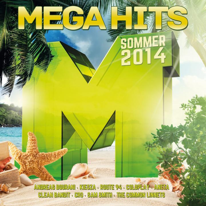 MegaHits Sommer 2014