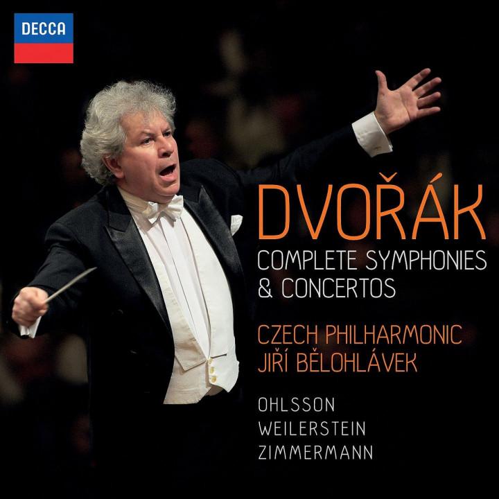 Dvorák: Sämtliche Symphonien und Konzerte