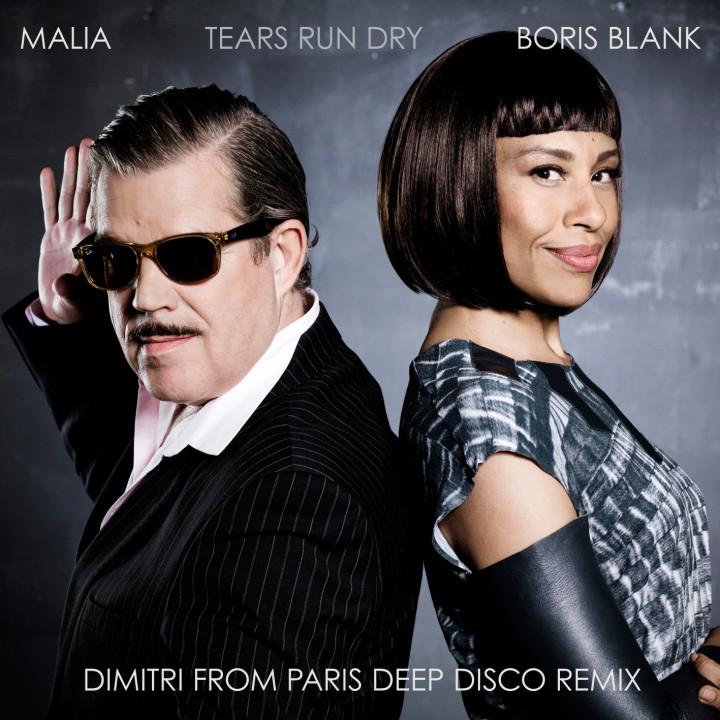 Boris Blank und Malia