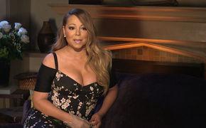 Mariah Carey, Seht hier die Soul-Diva Mariah Carey in einem ganz privaten Interview