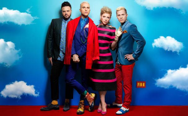 Neon Trees, Jetzt das Album Pop Psychology vorbestellen und vier neue Songs der Neon Trees direkt runterladen