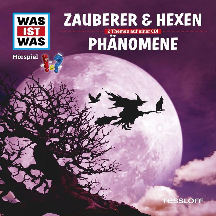 Folge 30: Zauberer & Hexen / Phänomene