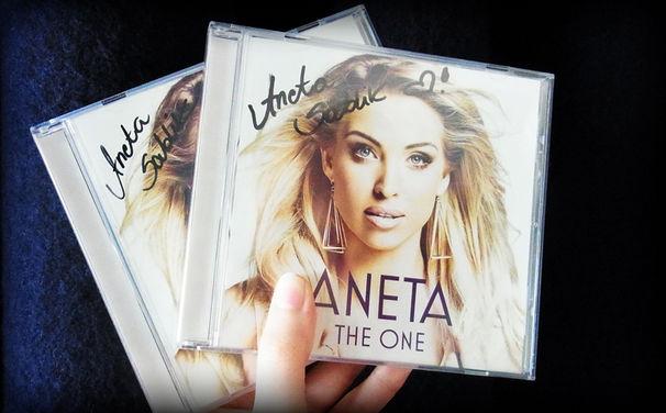 Aneta, The One: Sichert euch ein handsigniertes Debütalbum von Aneta