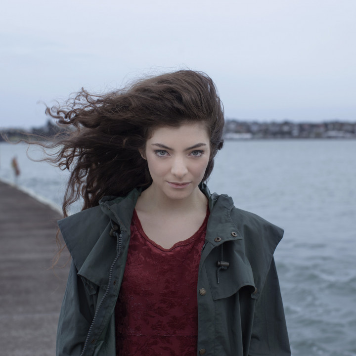 Lorde 2013 // © James K. Lowe